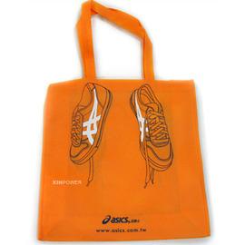 Asics~環保購物袋(ASI-OR)(橘)