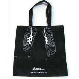 Asics~環保購物袋(ASI-BK)(黑)