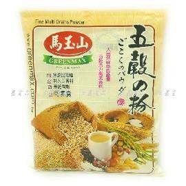 【吉嘉食品】馬玉山-五穀粉(素食)~600公克原廠包裝批發價110元{H003:1}