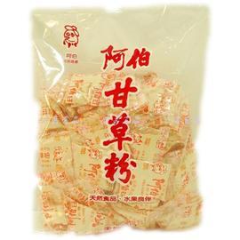 【吉嘉食品】阿伯甘草粉/阿伯酸梅粉~1包500公克48元,另有海山梅粉,話梅,甘甜梅