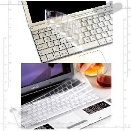 ASUS N20專用鍵盤保護膜 華碩筆記型電腦鍵盤保護膜超薄透明防水/防磨/防塵/防污 ML-1015J