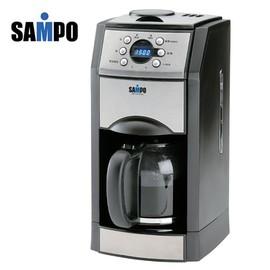 SAMPO 聲寶自動研磨咖啡機HM-L8101GL **可刷卡!免運費**