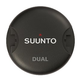 【芬蘭 SUUNTO】新款 Heart rate monitor module (IND+ANT) for comfort chest belt 心率感應器(A+級)/適T1C.T3D.T4.T6D/HR.M系列 心跳帶