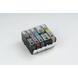 ☆CANON 相容墨水匣PGI-820BK黑色 CLI-821BK淡黑 CLI-821C