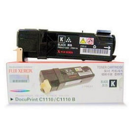 富士全錄Fuji Xerox DocuPrint C1110 C1110 B  ~ 碳粉~