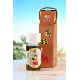 西印度櫻桃原汁750g新包裝 梅酒玻璃瓶