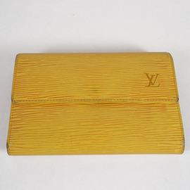 【6成新】Louis Vuitton M63712 M6371E EPI 水波紋長夾 超低價賣現金價$4,500 來電洽詢