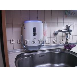 【綠康淨水】3M紫外線殺菌淨水器UVA1000~買就送免費安裝+送前置過濾+特福不沾鍋