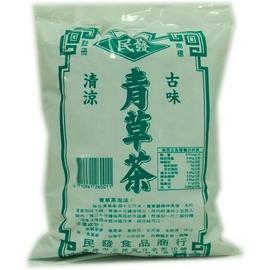 【吉嘉食品】民發-青草茶.每包120公克35元{AZ04:1}