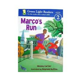 Marco s Run 我是田徑手 (讀本)