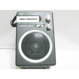 經典收音機/附放大器收音機/外加電源電池兩用收音機