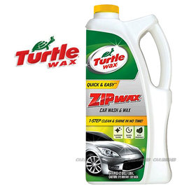 【愛車族購物網】美國龜牌Turtle Wax 高濃縮潔亮洗車精 (亮光蠟+50%)