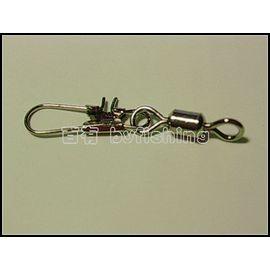 ◎百有釣具◎ 釣魚裝備基本裝備  PANU 特級美式轉環+別針 12本入~多種款式買5送一