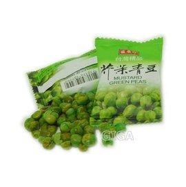 【吉嘉食品】盛香珍青豆(蒜香).600公克105元