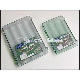 ◎百有釣具◎火狐狸 TF-2540 CLEAR CASE 路亞盒/工具盒 活動自隔 (大型)