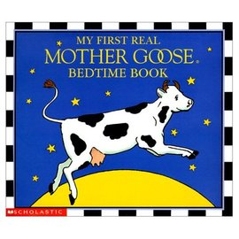 My First Real Mother Goose Bedtime Book該睡覺囉!(