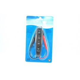 四段式電壓檢測器 交流/直流電檢測 110V~460V/測電筆/驗電筆/四段式的電壓檢測器/萬用電表 電錶