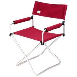 日本 Snow Peak 折疊椅-寬版(FD Chair Wide Red)摺疊椅.釣魚.休閒.露營.野炊.戶外活動必備商品/紅 LV-070RD