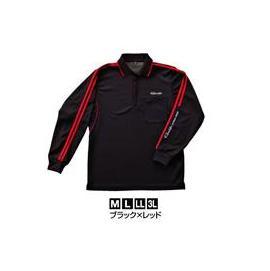 ◎百有釣具◎GAMAKATSU 釣魚衣GM-3161 ハイグラ(R)ジップシャツ(長袖)