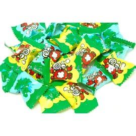 【吉嘉食品】綠得小螃蟹炮炮樂糖/泡泡樂可樂汽水糖.300公克40元{5121:300}