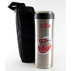 三箭 真空不鏽鋼 保溫(保冰冷)杯/420ml mia-420