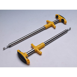 ◎百有釣具◎HAPPY FISHING 不鏽鋼脫鉤器 CW036-12~不鏽鋼材質 實用性拔群 耐久性佳