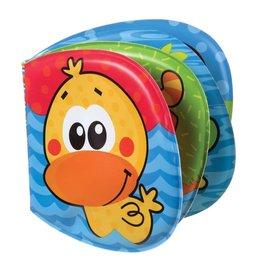 澳洲【Playgro 】寶貝花園洗澡書