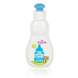 美國【dapple】 天然奶瓶及餐具清潔液-無香精(90ML)
