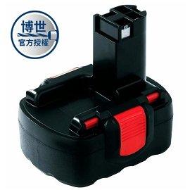BOSCH 14.4V 1.5Ah鎳鎘電池