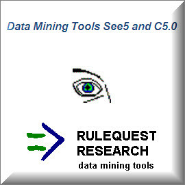 Data Mining Tools See5 and C5.0 教育單機版