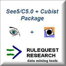 See5 C5.0  Cubist Package 教育單機版