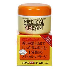 日本藥妝店賣翻天OMI 近江兄弟 維他命潤澤護手霜(145g)【美麗販售機】乾燥對策
