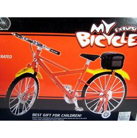 電動音樂自行車/電動自行車模型
