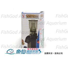 @愛作夢的魚@【N0240】飛瀑式 蛋白質除沫器 + CAP400 馬達組 熱賣強強滾^^