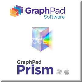 GraphPad Prism 教育單機版 永久 版  ~ Analyze graph an