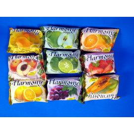 Harmony Fruity soap 進口水果甜香皂 75g*~九種香味* ◇/水果香皂肥皂Harmony 進口*水果甜香皂*~九種香味*