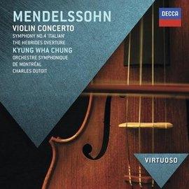 ~Virtuoso系列~Mendelssohn : Violin Concerto 孟德爾