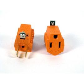 轉換插座~3孔轉2孔