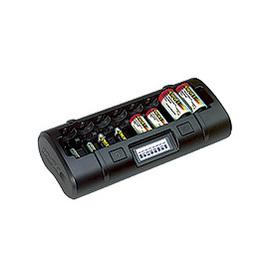 MAHA-POWEREX八通道鎳氫充電器MH-C808M★大小通吃》D /C / AA /AAA 任8顆充電池★專業機型★6期零利率★免運費