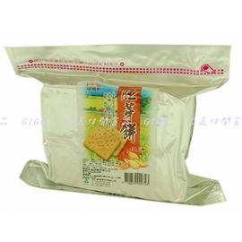 【吉嘉食品】福義軒小麥胚芽餅-奶素.每包600公克140元{4230:1}