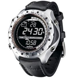 【SUUNTO 達人】黑武士 /芬蘭製 X-LANDER(拓荒者)登山錶.高度計.氣壓針.指北針.定位追蹤.運動錶-再送900