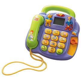 (791030)Vtech 小熊維尼影像學習電話