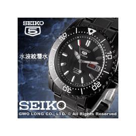 SEIKO 精工錶 國隆 SNZG41J1_全日製水波紋潛水 機械錶_完美 表現_ 收藏_