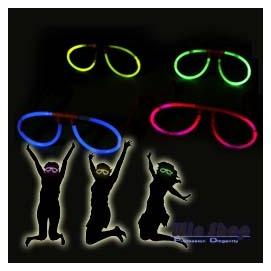 【Q禮品】螢光棒眼鏡,復古盧廣仲型眼鏡,演唱會、春吶、晚會、派對戶外休閒活動必備!!