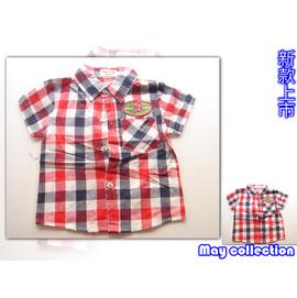 ~~May s collection ~~MARCO POLO 紅格帥氣襯衫~5~15號~