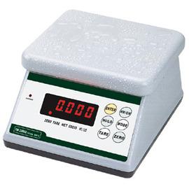 ~米勒線上 ~0.6吋紅色LED防水計重桌秤 自動重量校正 自動歸零 3kg 6kg 15