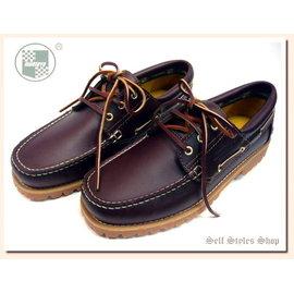 美迪-Montoya品牌(93056-02)- 帆船鞋 /雷根鞋~海馬色-男生款