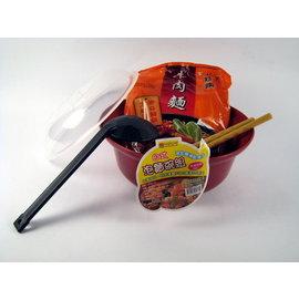 日式 泡麵碗組~食品級PP耐熱可微波,台灣製優良產品
