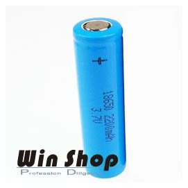 【Q禮品】手電筒專用電池,18650充電電池,可搭配本賣場手電筒及充電器