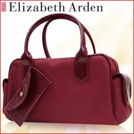 J4409 ~Elizabeth Arden雅頓~美麗傳奇 手提包^~附零錢包一只喔^!
